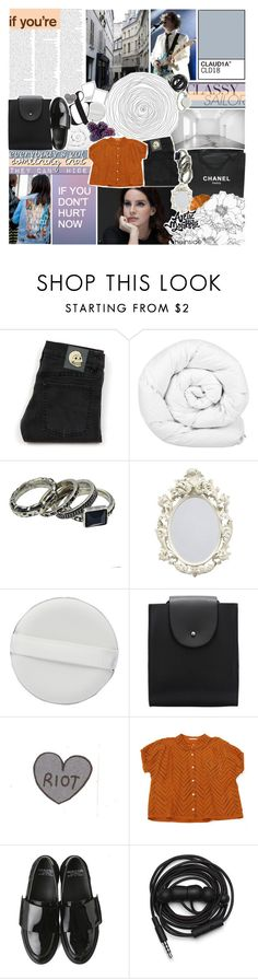 """a heart no home can hold"" by kristen-gregory-sexy-sports-babe ❤ liked on Polyvore featuring Chanel, Cheap Monday, Brinkhaus, Giambattista Valli, Urbanears, vintage and melsunicorns"