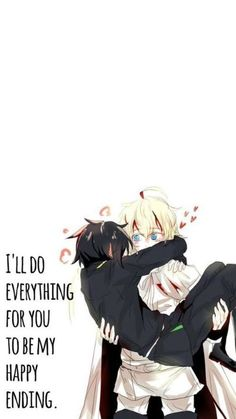 Read owari no seraph from the story fondos de pantalla anime 2 (cerrado) by with 699 reads. My Happy Ending, Happy Endings, Chibi, Mikaela Hyakuya, Owl House, Seraph Of The End, Owari No Seraph, Wattpad, Love Quotes For Him