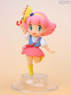<3<3<3 Magical Princess Minky Momo 1st nano! Complete Figure (Note: ♥♥♥ most wanted ; ♥♥ wanted ; ♥ if possible)