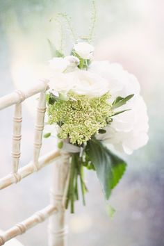 English Tented Wedding