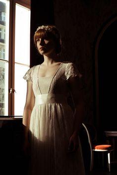 """Brautkleid """"La Bohème"""" Spitzenkleid Vintage Brautkleid"""
