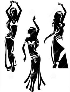 Illustration about Vector illustration of a silhouette of woman dancing belly dance. Illustration of torso, belly, artwork - 23507923 Dance Logo, Bd Art, Dancing Drawings, Belly Dancing Classes, Dance Paintings, Woman Silhouette, Black Silhouette, Girl House, Belly Dancers