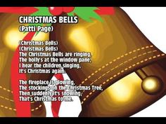 """Christmas Bells"" -  Patti Page"