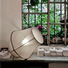 MOIRE - Floor lamp - Petite friture http://decdesignecasa.blogspot.it/