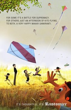 With rays of joy and hope, we would like to wish all the kite flying enthusiasts and their families, a happy and enjoyable Makar Sankranti! Sunil Gupta, Happy Makar Sankranti Images, Happy Pongal, Kite Flying, Festival Celebration, Indian Festivals, Ganesh, Graphic Design Inspiration, Wish