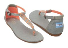 Embroidered Women's Playa Sandals | TOMS