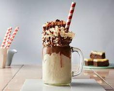 Image result for chocolate milkshake crazy