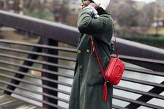 Winter Layers: Topshop Longline Slouch Coat » MILLENNIELLE