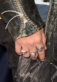 Johnny Depp at the TIFF premiere of West of Memphis 2012 - Rings & Things ツ