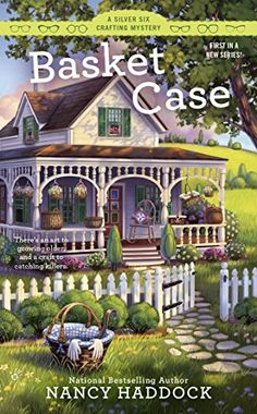 Basket Case: A Silver Six Crafting Mystery (A Silver Six ... https://fills my bingo square for a book by an author who shares my first name.