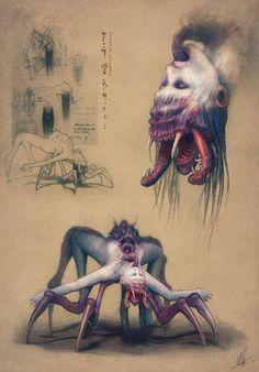 queen crawler || Bestiary