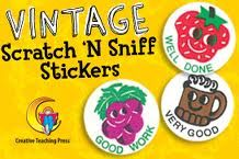 scratch n sniff stickers - Google Search
