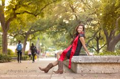 Senior Photography at UT Austin www.photographyby-justine.com