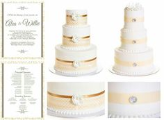 Gold and White by Hizon's Catering Services Inc. - a TWIPP Platinum Member See details: http://themesnmotifs.net/s/hizonscateringservicesinc