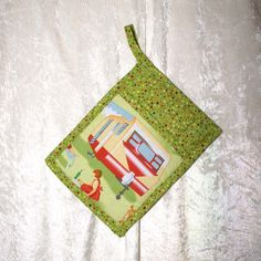 pot holders with pockets - Yahoo Image Search Results