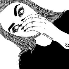 Girl ilustration