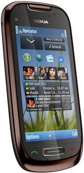 Nokia C7 Features Packed in a Beautiful Body
