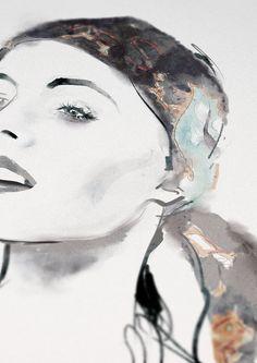 Drawing, Fashion, Fine Arts