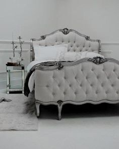Best Tufted Beds On Pinterest Tufted Headboards Tufted Bed 400 x 300