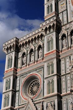 Cathedral of Santa Maria del Fiore, Florence, Tuscany Region, Italy. Went to mass here...AMAZING