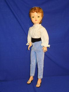 """Vintage 20"""" Madame Alexander Cissy doll and outfit #Dolls"""