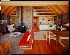 Jen Risom's Prefab Weekend House