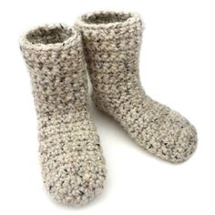 crochet slipper booties patterns for sale @crochetspot