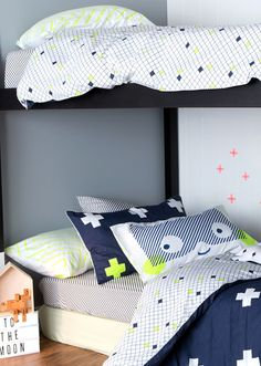Kids Bedroom Linen print & pattern: bedlinen - adairs kids | bedding | pinterest