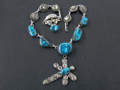 Alex Sanchez Kingman Turquoise, Turquoise Stone, Turquoise Jewelry, Blue Gem, My Favorite Color, Navajo, Art Images, Jewlery, Bijoux