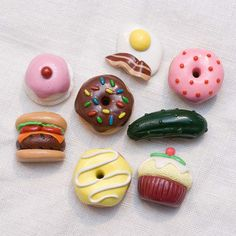 10 Ideas How To Make Refrigerator Magnets
