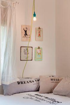 כאן תולים: הרעיונות שיעשו לכם קיר מעוצב ומעניין | בניין ודיור