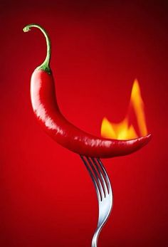 My World of Colours Chile Picante, Foto Still, Colors Of Fire, Hottest Chili Pepper, Some Like It Hot, Simply Red, Red Aesthetic, Stuffed Hot Peppers, Red Peppers