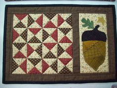 Cottons 'n Wool: Aunt Maggie and some mats