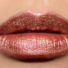 NYX Liquid Suede Metallic Matte • Lipstick Swatches