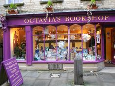 Octavia's Bookshop won the 2013 Best Independent Children's Bookshop award, and it's not hard to see why. Utterly enchanting, with regular readings by authors, and Moomin fairies in the window!