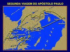 """A Bíblia pela Bíblia: Atos dos Apóstolos - Parte 10 - """" A segunda viagem..."""