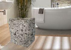 Cos pentru rufe cu manere Paris #homedecor #bathroom #bathroomdecor Bathtub, Paris, Bathroom, Cos, Home Decor, Products, Standing Bath, Washroom, Bathtubs