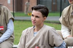 'Orange Is The New Black' Season 3 Trailer Has Lots Of Alex, Ruby Rose And Girl Fights