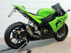 Gegbikenl Kawasaki ZX10 R 04 05