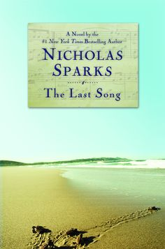 The Last Song by Nicholas Sparks. the first Nicholas Sparks book I have read I Love Books, New Books, Books To Read, Amazing Books, Corrie Ten Boom, The Last Song Book, Book Tv, The Book, Book Nerd