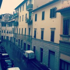 photo: Gunjan Sud    View from my room, Florence, Italy!