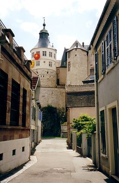 Where I lived in France. Montbeliard | Montbeliard, France