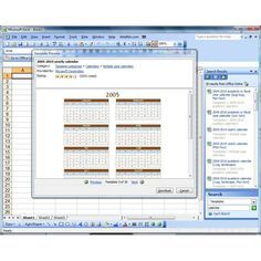How to Create a Calendar in Microsoft Excel                                                                                                                                                                                 More
