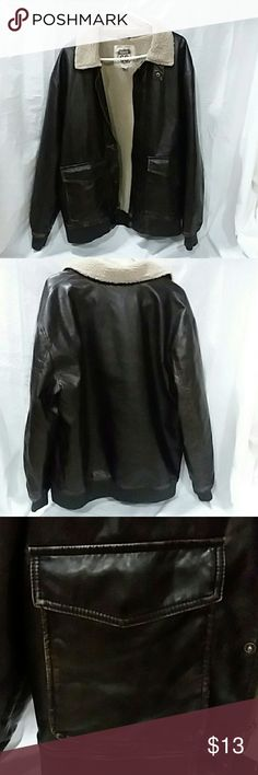 Route 66 mens bomber jacket size L. This is a pre-owned men's bomber jacket size L. Route 66 Jackets & Coats Bomber & Varsity