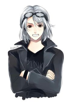 Cute fanart of Quicksilver