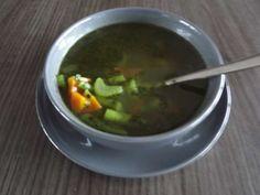 Eenvoudige en snelle groentesoep