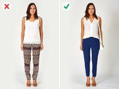 Conseil de style pour adapter ses vêtements à sa morphologie
