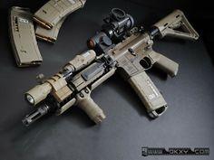 rifle guns military weapons posters lwrc 1600x1200 wallpaper Aircraft ...