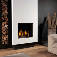 Bellfires Derby 3 Gas fire