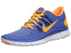 size 40 79772 87df7 Nike Free 5.0+ Violet Citrus Anthracite Purple 580591 580 Workout Shoes,  Cheap Nike,